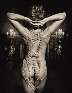 diamond nude